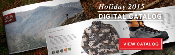 KUIU holiday catalog
