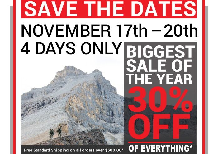 KUIU's Biggest Sale of the Year