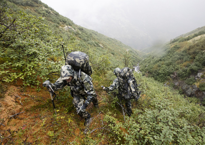 KUIU Rain Gear: What to Use and Where to Use It