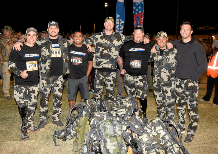 The Bataan Memorial Death March